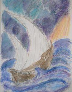 Kunst-Schiff